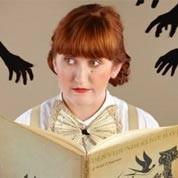 Liz Green, conteuse