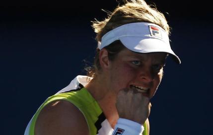 Clijsters, championne au grand cœur