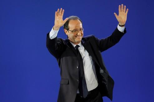 Hollande cherche son point d'équilibre