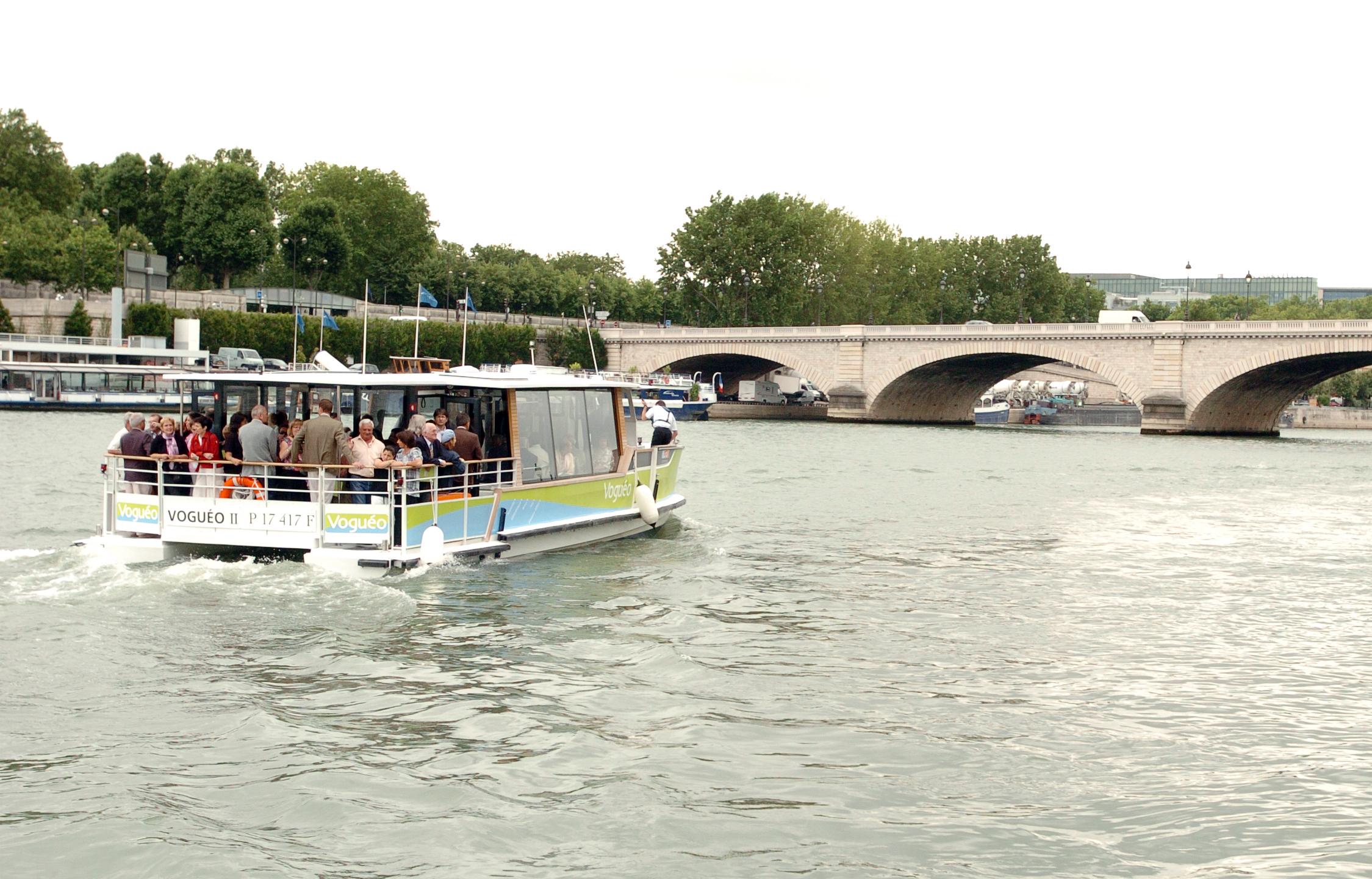 Paris : en 2013, Voguéo comptera 31 escales