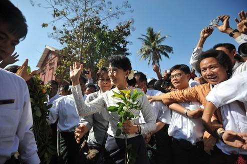 Il faut relativiser la volonté de réforme du régime birman