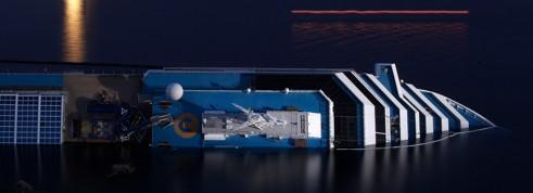 Deux nouveaux corps trouvés dans l'épave du Concordia