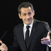 Sarkozy se pose en protecteur des artistes
