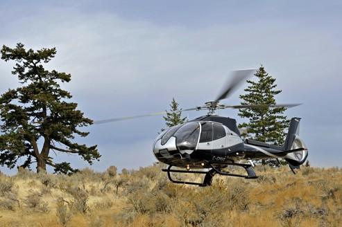 Eurocopter se pose en Chine