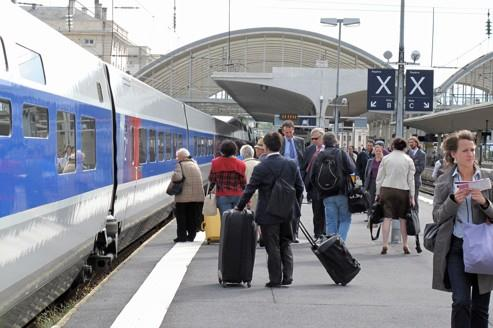 Moins de perturbations dans les transports depuis 2007