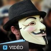 Les Anonymous sur grand écran
