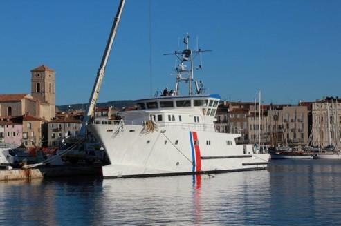 Un nouveau bateau pour explorer les vieilles épaves