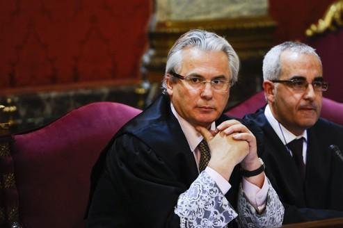 Le juge Garzón de nouveau sur le banc des accusés