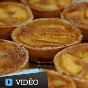 Les meilleures tartes aux pommes de Paris