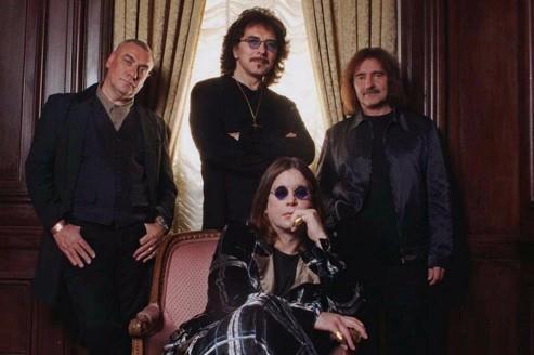 Hellfest 2012 réunit Black Sabbath