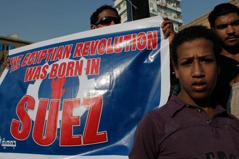 En Égypte, Suez attend toujours que la justice passe