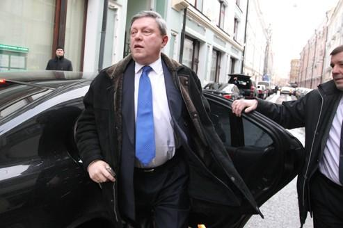 L'opposant Iavlinski écarté de la présidentielle russe