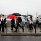 La Grande-Bretagne au bord de la récession