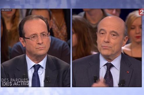Juppé reproche à Hollande son manque de «lucidité»