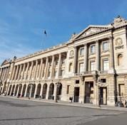 L'hôtel de la Marine annexé par le Louvre