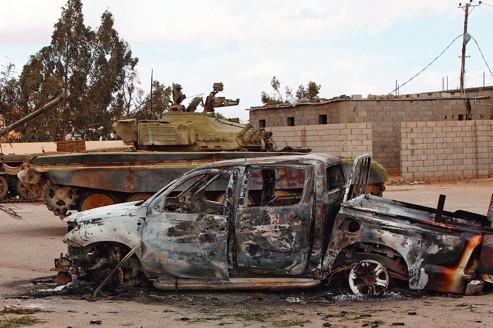 Libye: les tribus expose le pays à un dangereux morcellement
