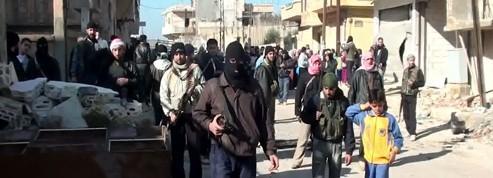 Les blindés syriens aux portes de Damas, Juppé à l'ONU