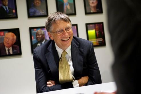 Santé: Bill Gates enrôle les laboratoires dans son combat