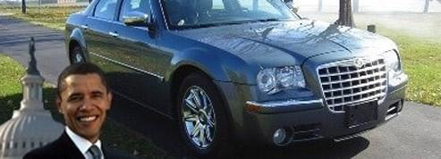 L'ancienne voiture d'Obama à 1 million de dollars sur eBay