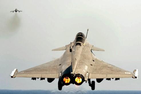 L'Inde sélectionne le Rafale