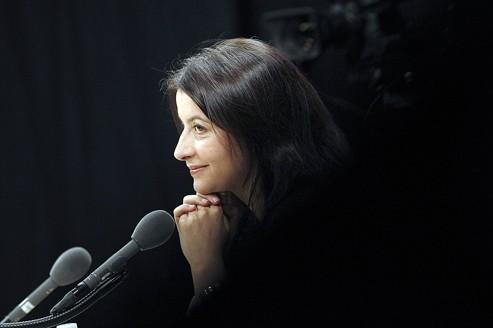 Cécile Duflot pense surtout aux législatives