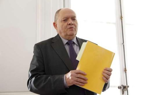 Le député René Dosière en décembre 2009.