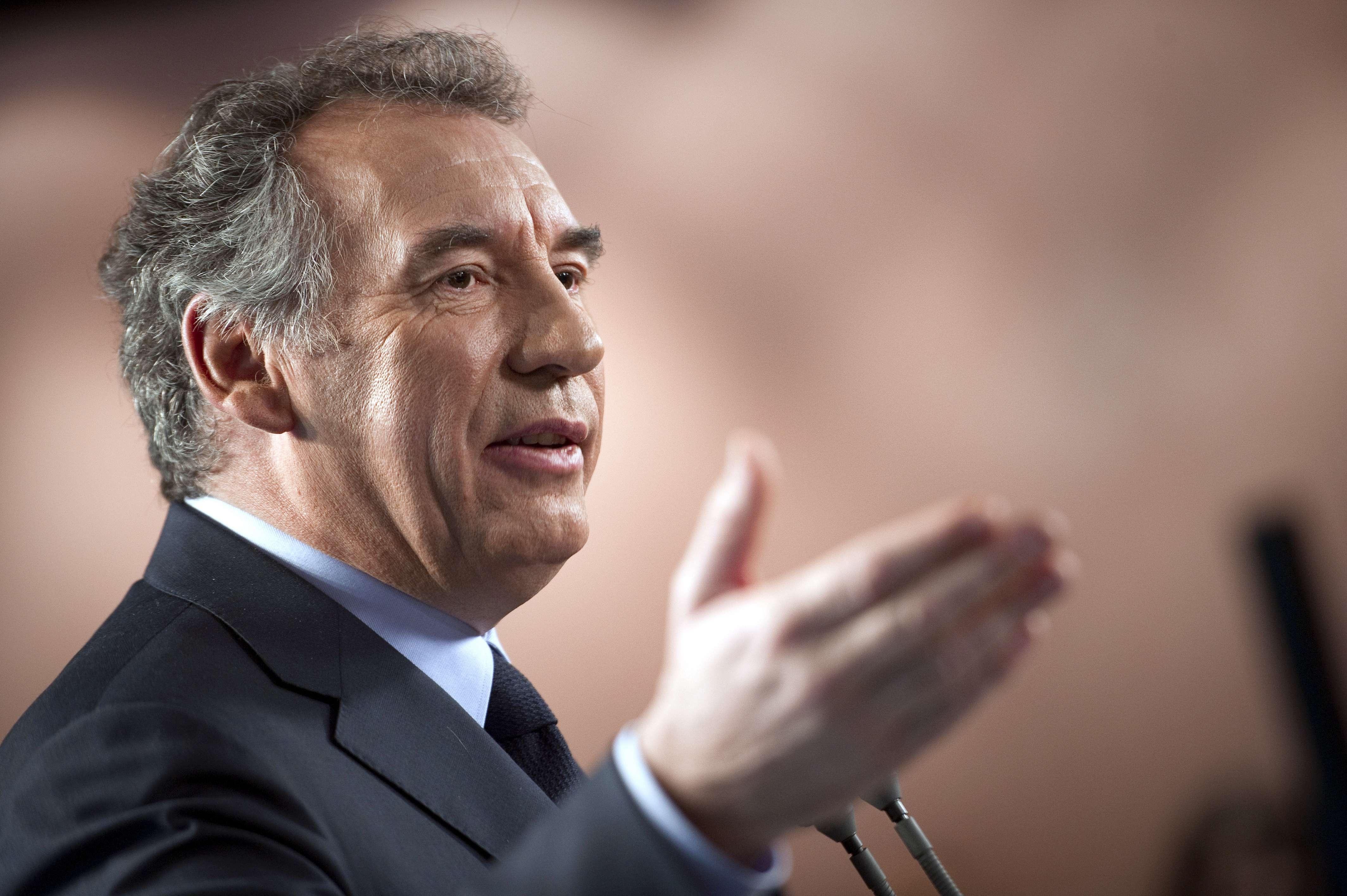La dette, encore et toujours priorité de François Bayrou