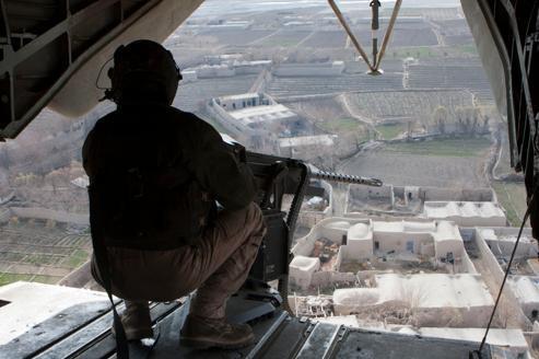 Afghanistan : Obama dans les pas de Sarkozy