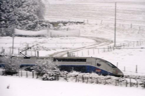 La SNCF espère limiter les retards liés au froid