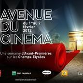 Sept avant-premières sur les Champs-Élysées
