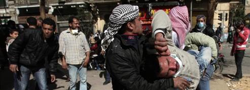Égypte : deux nouveaux décès et près de 1500 blessés