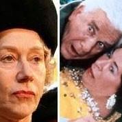 Les différents visages de la reine Elizabeth II