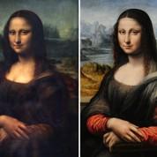 Nouvelle Joconde : «Pas du Léonard de Vinci»