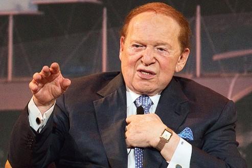 Adelson, le roi de Vegas qui parie sur Gingrich