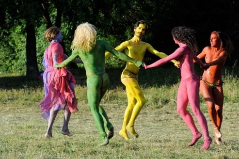 Danses libres