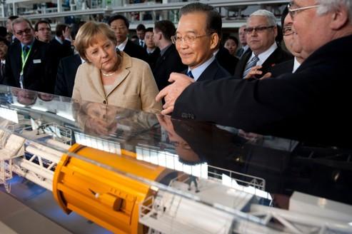 La Chine assure qu'elle ne veut pas «acheter l'Europe»