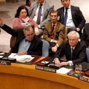 Syrie : veto à l'ONU de la Russie et de la Chine