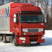 Les camions français passent à 44 tonnes
