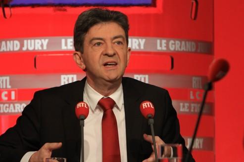 Jean-Luc Mélenchon ne fait confiance à personne