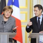 Merkel proclame son soutien à Sarkozy