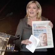 Marine Le Pen dans les affres des parrainages