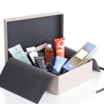 La Glossy Box pour homme, lancée en décembre. DR