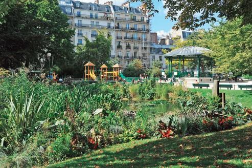 Le IIIe, le Tout-Paris dans un mouchoir de poche