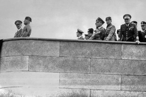 Crimes du IIIe Reich : Rome perd contre Berlin