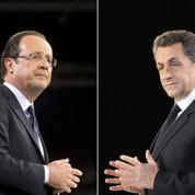 Hollande - Sarkozy : le match se dessine