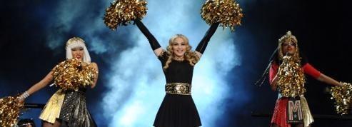 Madonna au Stade de France le 14 juillet