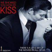Oscars 2012 :«Célébrez la mémoire des films»
