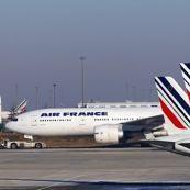 Entre 60% et 70% de vols Air France mercredi