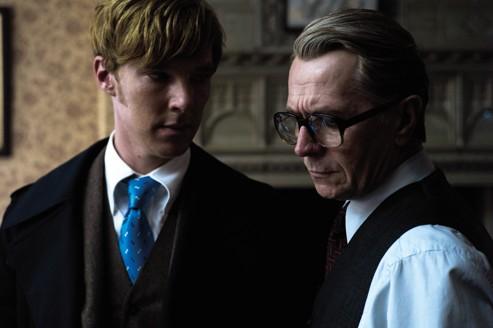 Benedict Cumberbatch et Gary Oldman mènent l'enquête pour débusquer la taupe.