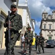 Brésil: Salvador de Bahia en état de siège
